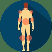 Neck, Back, Arm, Leg, Shoulder & Headache Pain