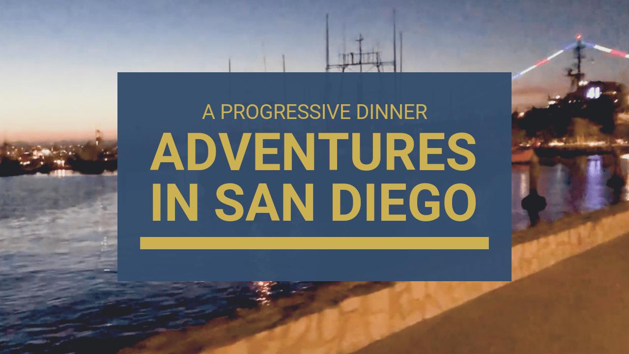 Adventures Dinner